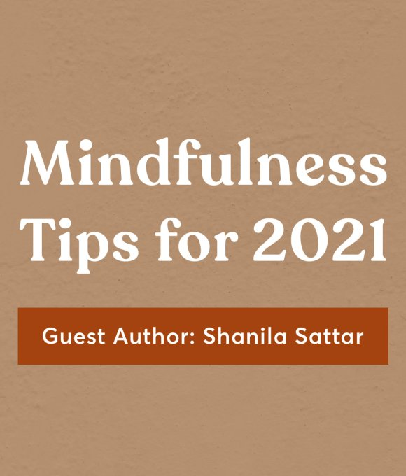 Mindfullness with Shanila Sattar