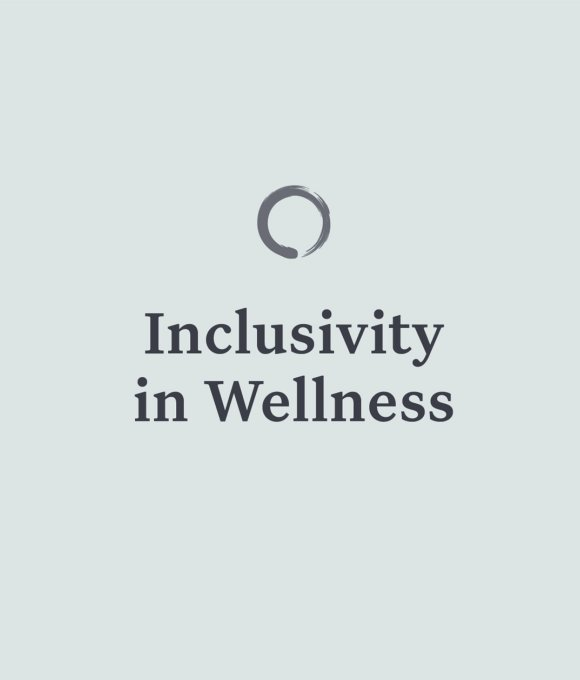inclusivity in wellness