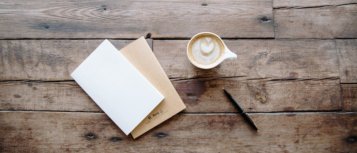 Letter and Coffee