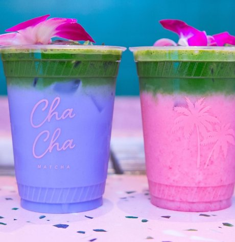 Cha Cha Matcha Los Angeles Local