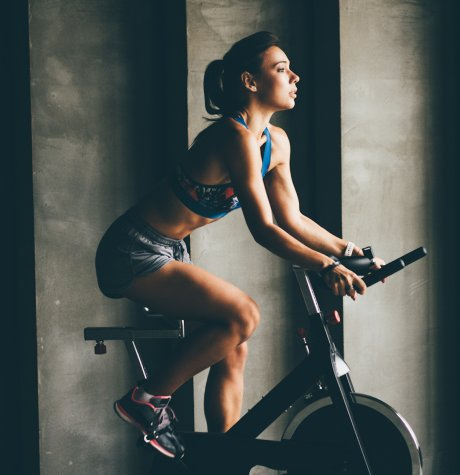 Tips to Crush Your Cycling Class