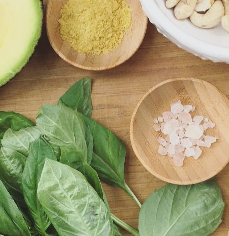 Nourishing Everything Bowl recipe